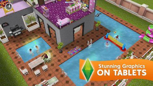 The Sims FreePlay mod vô hạn tất cả