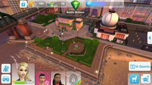 Tải game the sims mobile