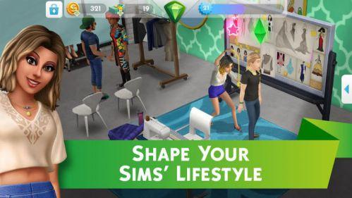 the sims mobile mod money miễn phí