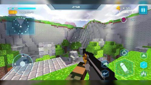 The Survival Hunter Games 2 game bắn súng giả lập