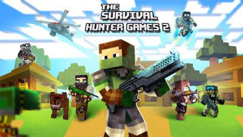 The Survival Hunter Games 2 game s