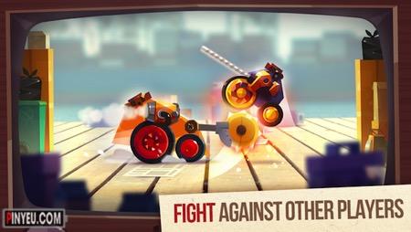 CATS: Crash Arena Turbo Stars mod god