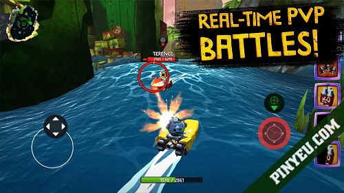 tai game android battle bay