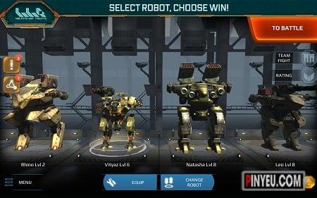 trai nghiem walking war robots