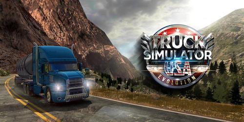 truck simulator usa mod money