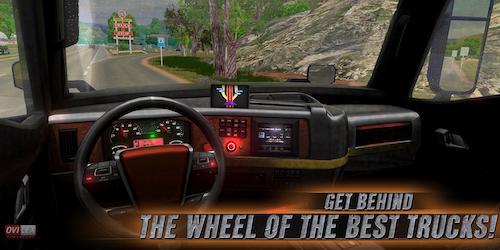 truck simulator usa mod vô hạn tiền