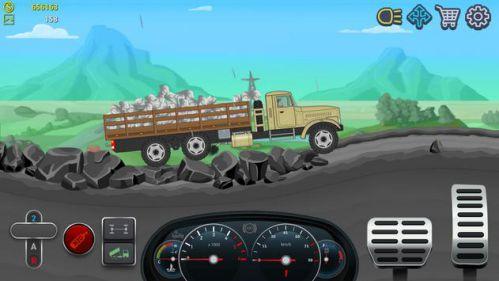 Game lái xe tải 2d