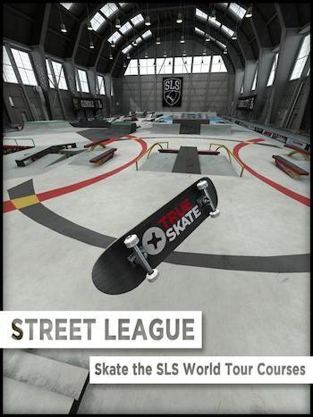 Game trượt ván True Skate