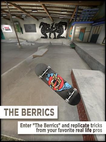 True Skate Mod Money