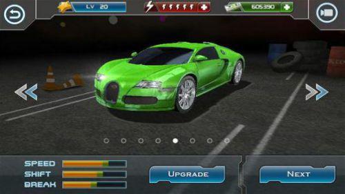 Turbo Driving Racing 3D đua xe