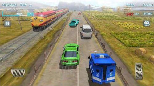 Turbo Driving Racing 3D mod vô han tiền