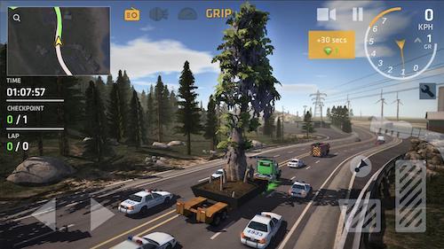 Ultimate Truck Simulator mod vô hạn tiền