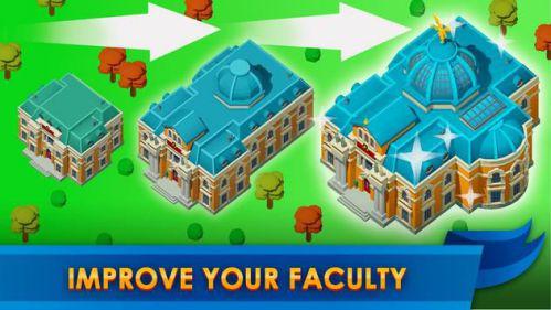 University Empire Tycoon mod vô hạn tiền