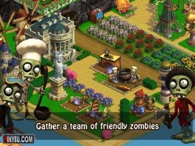 Tai game Zombie Castaways