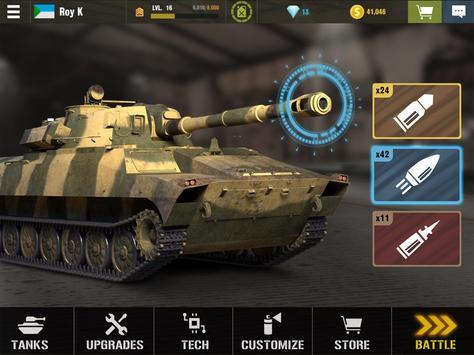 Game bắn xe tank War Machines