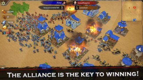 Game chiến lược War of Kings