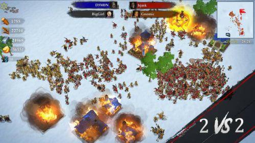 War of Kings mod tài nguyên