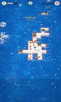 War of Rafts game chiến thuật đỉnh cao