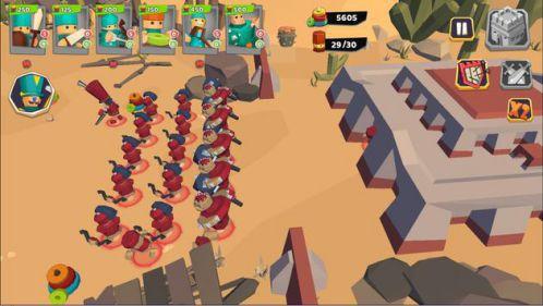 War of Toys chiến thuật