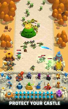 Wild Castle TD game chiến thuật hay trên android