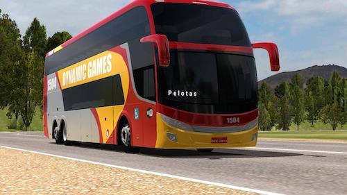 World Bus Driving Simulator hack tiền
