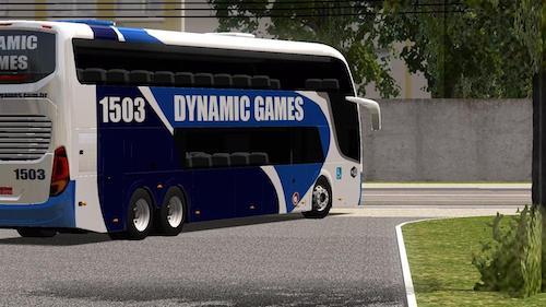 World Bus Driving Simulator mod vô hạn tiền