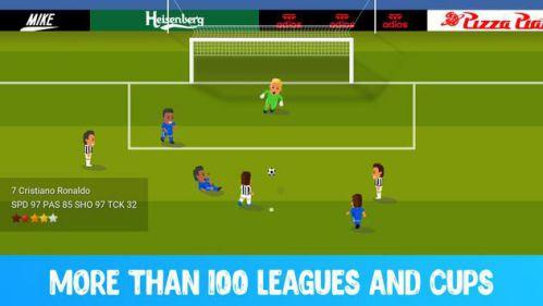 World Soccer Champs đá bóng