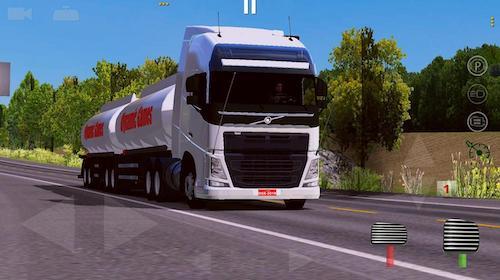 World Truck Driving Simulator lái xe