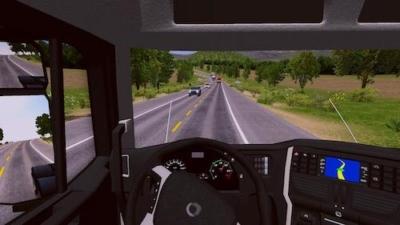 World Truck Driving Simulator mod vô hạn tiền