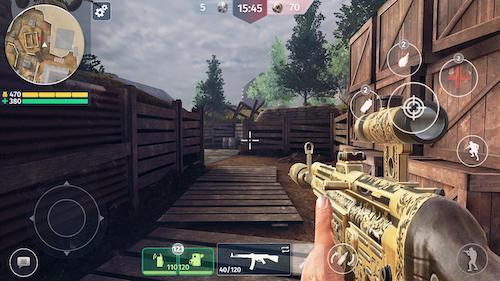 game bắn súng thế chiến thứ 2