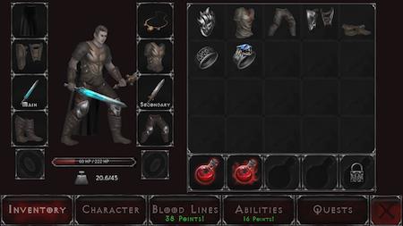 Tai Vampire's Fall: Origins mod money