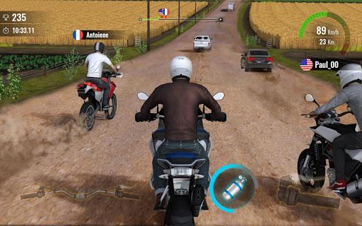 Game dua xe Moto Traffic Race 2