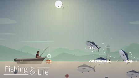 Fishing Life Game Câu Cá hay cho điện thoại