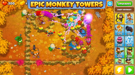 Game hay ANdroid Bloons TD 6 APK