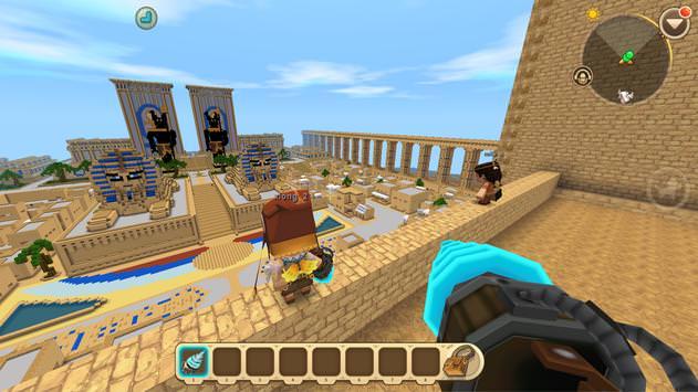 Tai game Mini World Block Art