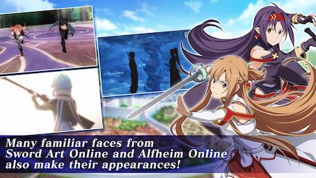tải game Sword Art Online Ars