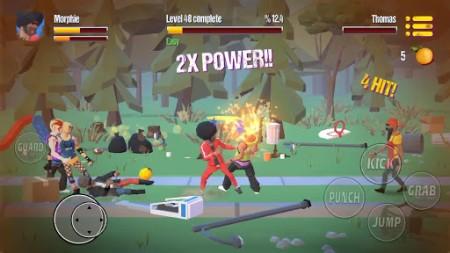 Tai game City Fighter vs Street Gang