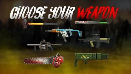 Dead Trigger 2 mod vô hạn tiền