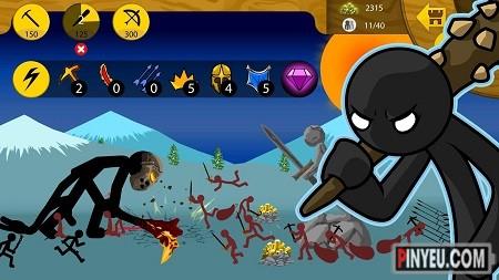 Choi game stick war: legacy