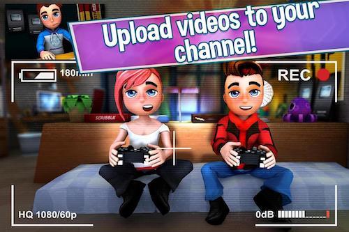 Youtubers Life mod free shopping