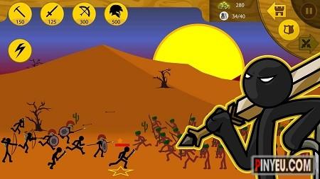 Tai game stick war: legacy