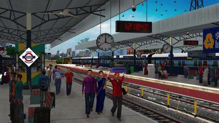 tải Indian Train Simulator mod APK