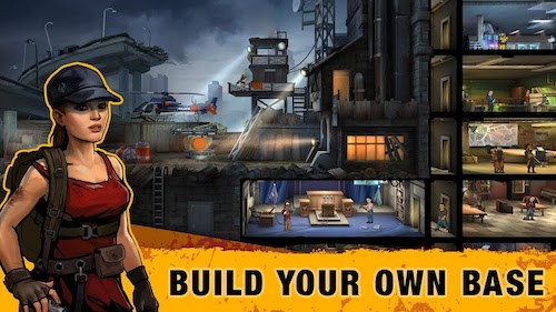 Zero City: Zombie Shelter Survival mod one hit