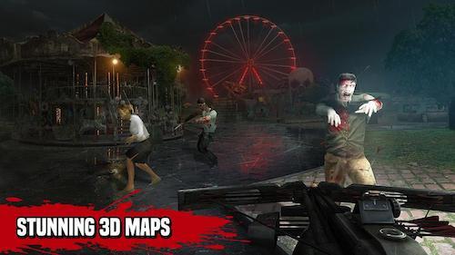 Zombie Hunter game bắn tỉa mod