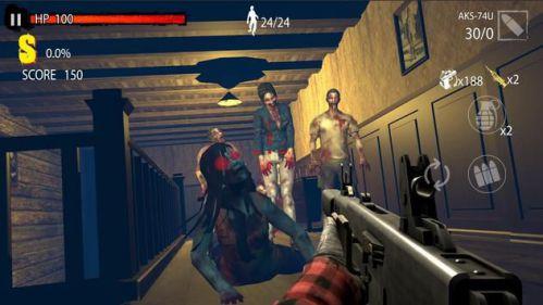 Zombie Hunter D-Day game thợ săn xác sống