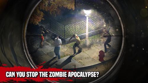 Zombie Hunter game diệt zombie
