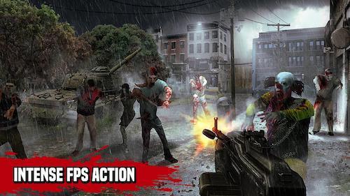Zombie Hunter đồ họa 3d