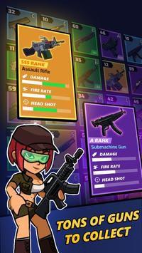 Tải game Zombie Idle Defense mod vô hạn tiền