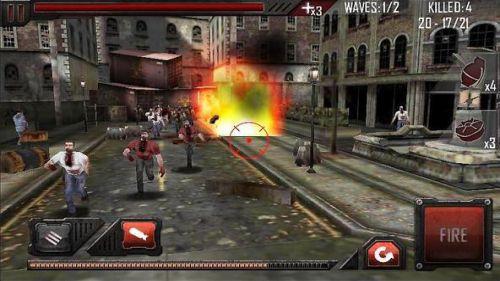 Zombie Roadkill 3D tiêu diệt zombie
