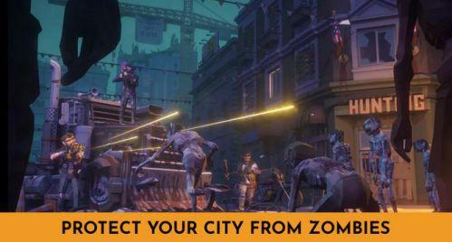 Zombie Survival Battle tiêu diệt zombie